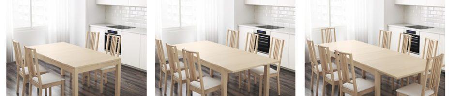 Sử dụng như thế nào để bàn ghế ăn luôn bền đẹp?