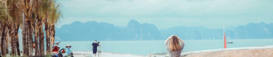 Bí kíp chụp hình sống ảo thần thánh khi đi du lịch biển Quan Lạn